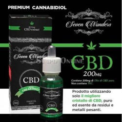 CBD 200 shot 20ml