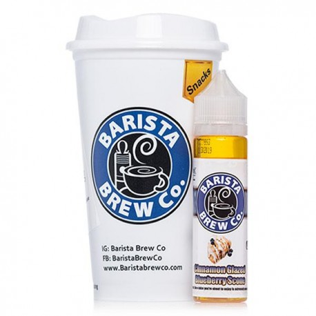 Cinnamon GLazed Blueberry scone shot 20ml