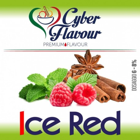 Ice Red Aroma Concentrato 10ml