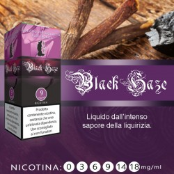 Lop Black Haze 10ml
