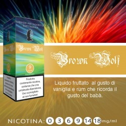 Lop Brown Wolf 10ml