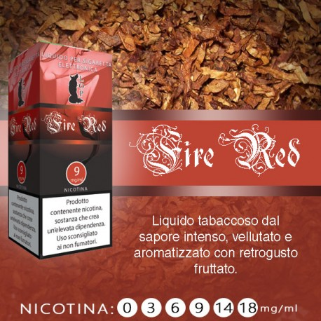 Lop Fire Red 10ml