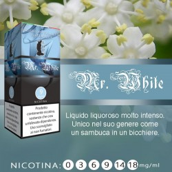 Lop Mr. White 10ml