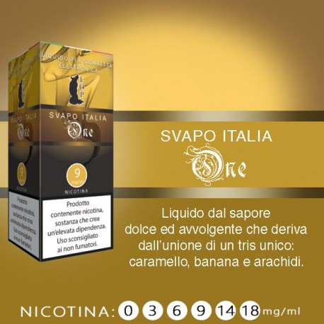 Lop Svapo Italia One 10ml