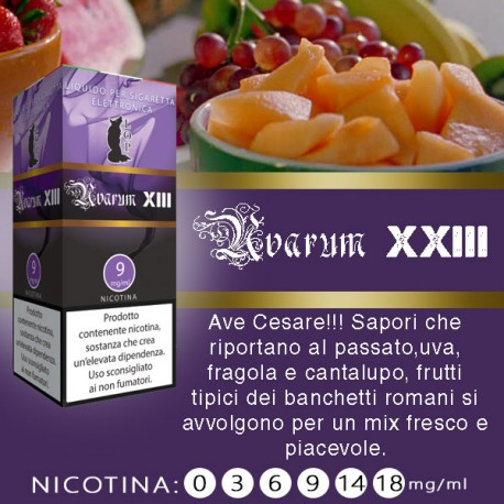 Lop Uvarum XXIII 10ml