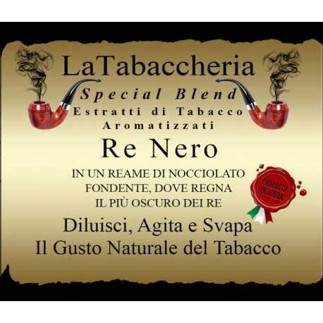 Re Nero Aroma Concentrato 10ml