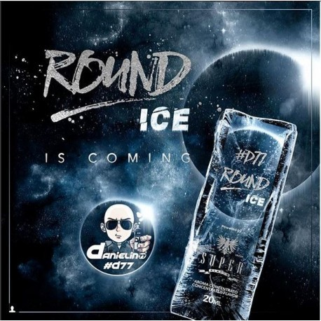 Round Ice Shot 20ml