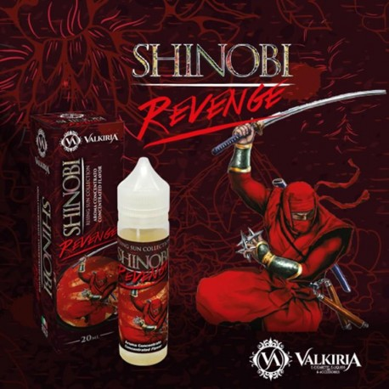 Shinobi Revenge Shot 20ml