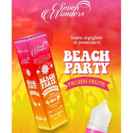 Beache Party Shot 20ml