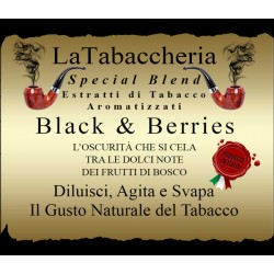 Black & Berries Aroma Concentrato 10ml
