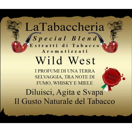 Wild West Aroma Concentrato 10ml