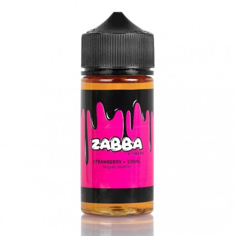 Zabba strawberry shot 20ml